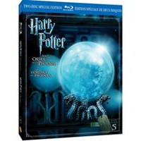 Harry Potter And The Order Of The Phoenix (Two-Disc Special Edition) (Blu-ray) (Bilingual)