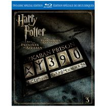 Harry Potter And The Prisoner Of Azkaban (Two-Disc Special Edition) (Blu-ray) (Bilingual)