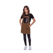 Girls Mini Pop Kids Animal Pattern Skirt All