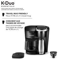 Keurig K-Duo Essentials Single Serve K-Cup Pod & Carafe Coffee Maker - image 7 of 9