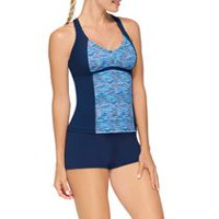Athletic Works Tankini Swim Top XL