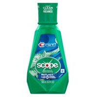 Scope Crest Outlast Mouthwash