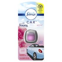 Febreze CAR Vent Clip with Downy April Fresh Scent