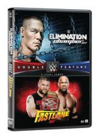 WWE - Elimination Chamber 2017 / Fast Lane 2017: Double Feature