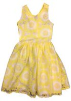 George Girls Daisy Dress 8
