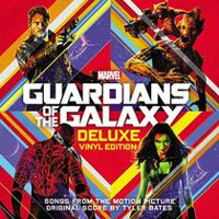 Various Artists - Guardians Of The Galaxy Soundtrack (2 Vinyl LP Deluxe Edition)