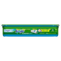 Swiffer® Sweeper Wet Cloths Refills - 12 count