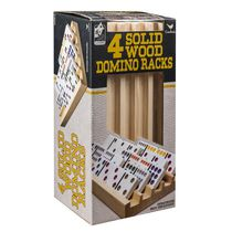 Cardinal - Solid Wood Domino Racks