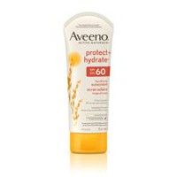 Aveeno® Active Naturals Protect + Hydrate®  SPF 60 Face & Body Sunscreen