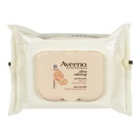 AVEENO® ULTRA-CALMING® Make-up Removing Wipes for Sensitive Skin, 25 Count