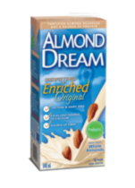 Almond Dream enrichie - Originale non sucrée