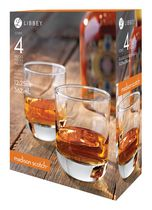 Libbey Madison Scotch Glasses