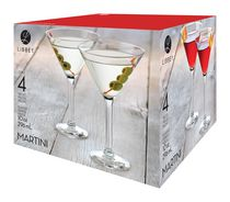 Libbey Martini Glasses