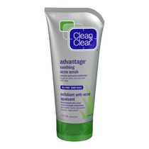 Clean & Clear® Advantage® Soothing Acne Scrub, 151 Ml