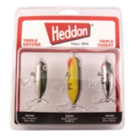 Heddon Triple Threat