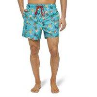 bb11ebb7c6 George Men's Printed Swim Shorts