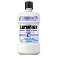 LISTERINE® Healthy White™ Anti-Cavity Rinse Clean Mint Vibrant™ Mouthwash