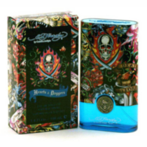 Hearts And Daggers By Ed Hardy