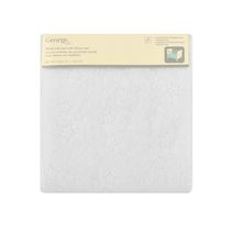George baby Fitted Crib Pad with Fleece Top