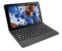 "RCA 10"" Touchscreen Tablet 1GB RAM with Keyboard - Black"
