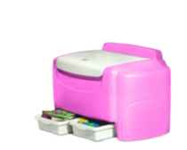Little Tikes Sort and Store Pink Toy Chest