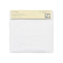 George baby Fitted Crib Pad with Cotton Top