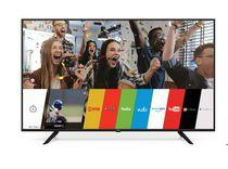 "RCA, 50""4K ULTRAHD WEBOS SMART TV"
