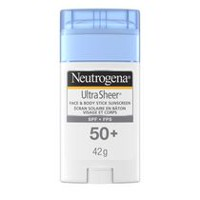 NEUTROGENA® Ultra Sheer® Face & Body Stick Sunscreen - SPF 50+