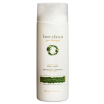 Live Clean Spa Therapy Moisturizing Body Wash