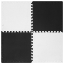 Black and White Connect-A-Mat™