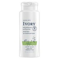 Ivory Clean Aloe Body Wash