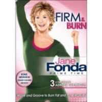 Jane Fonda Prime Time: Firm And Burn Low-Impact Cardio