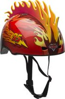 Disney•Pixar Cars 3D Flamehawk Child multisport Helmet