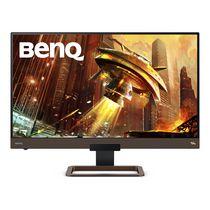 "BenQ 27"" 1440p HDRi USB-C HDMI DisplayPort 144Hz 5ms QHD IPS FreeSync Gaming Monitor w/remote control - EX2780Q (speakers/subwoofer included)"