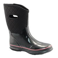 Ladies Weather Spirits Neo Rubber Boots 8