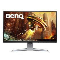 """BenQ 31.5"""" Curved HDR 2560x1440 USB-C 144Hz 4ms FreeSync 2 Gaming Monitor - EX3203R (speakers included)"""