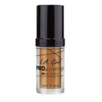 LA Girl Pro Coverage HD Liquid Foundation Bronze