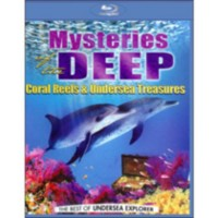 Mysteries Of The Deep: Coral Reef & Undersea Treasures (Blu-ray)