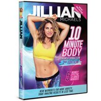 Jillian Michaels 10-Minute Body Transformation 2nd Edition