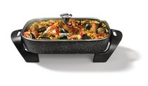 """Starfrit The Rock - 12"""" x 15"""" Electric Skillet"""