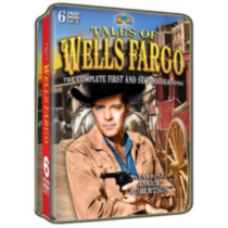 Tales Of Wells Fargo: The Complete First And Second Seasons