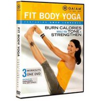 Fit Body Yoga (DVD) (English)