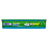 Recharges de linges humidifiés Swiffer Sweeper - lavande vanillée - paquet de 12