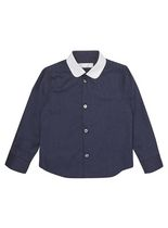 George British Design Boys Round Collar Shirt 7