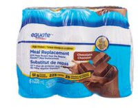 Equate Chocolate High Protein Meal Replacement