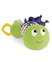 Mamas & Papas Babyplay Wriggle Caterpillar Toy