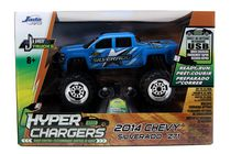 Jada Toys HyperChargers Just Truck Radio Controlled - 2014 Chevy Silverado