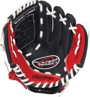 "Rawlings 9"" Player Series Left Hand T-Ball Glove"