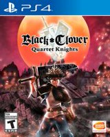 Black Clover: Quartet Knight [PS4]