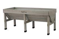 VegTrug Medium Classic Raised Garden Bed Planter - Grey